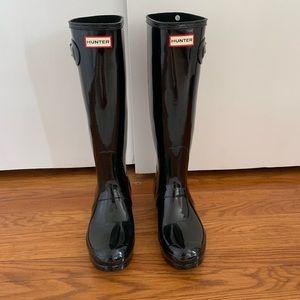 NWT Hunter rain boots
